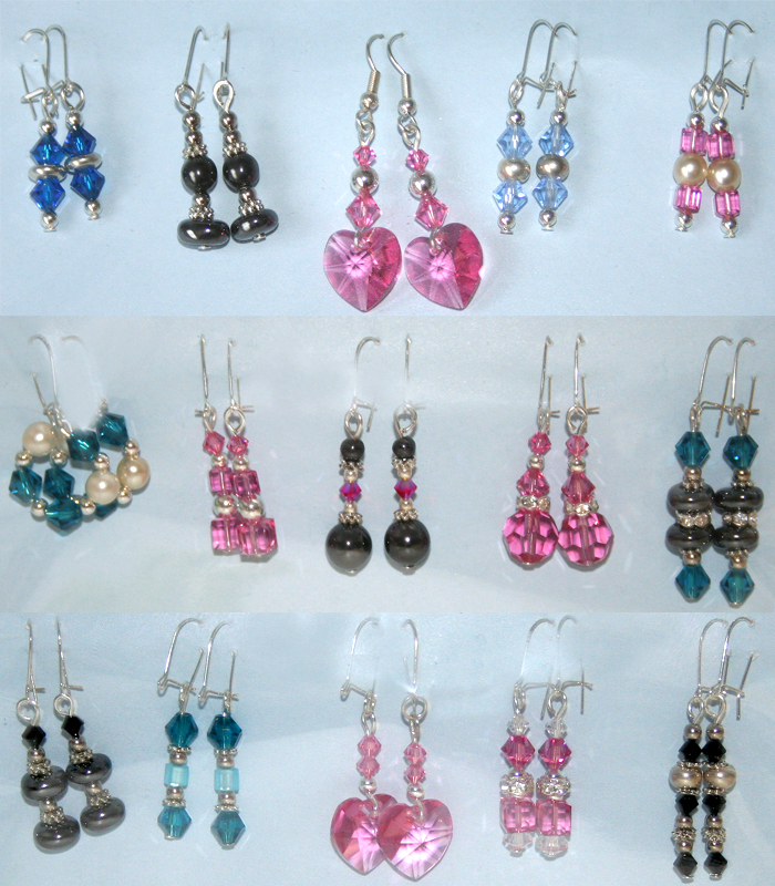 best on earrings ideas view pinterest custom handmade larger l shipping us