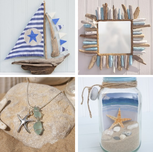 Driftwood Dreaming Coastal Gifts Collection