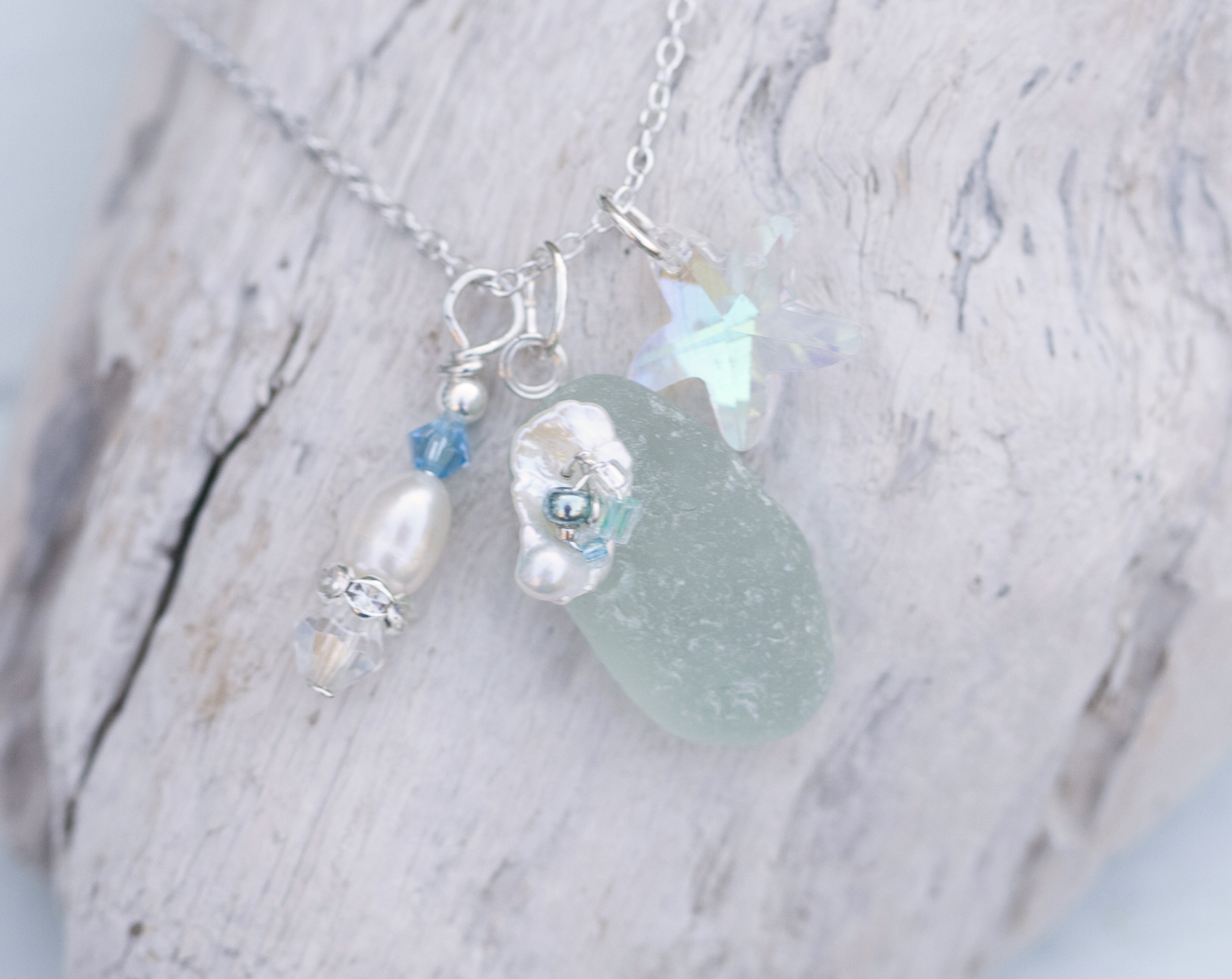 Sea Glass Jewellery 11b
