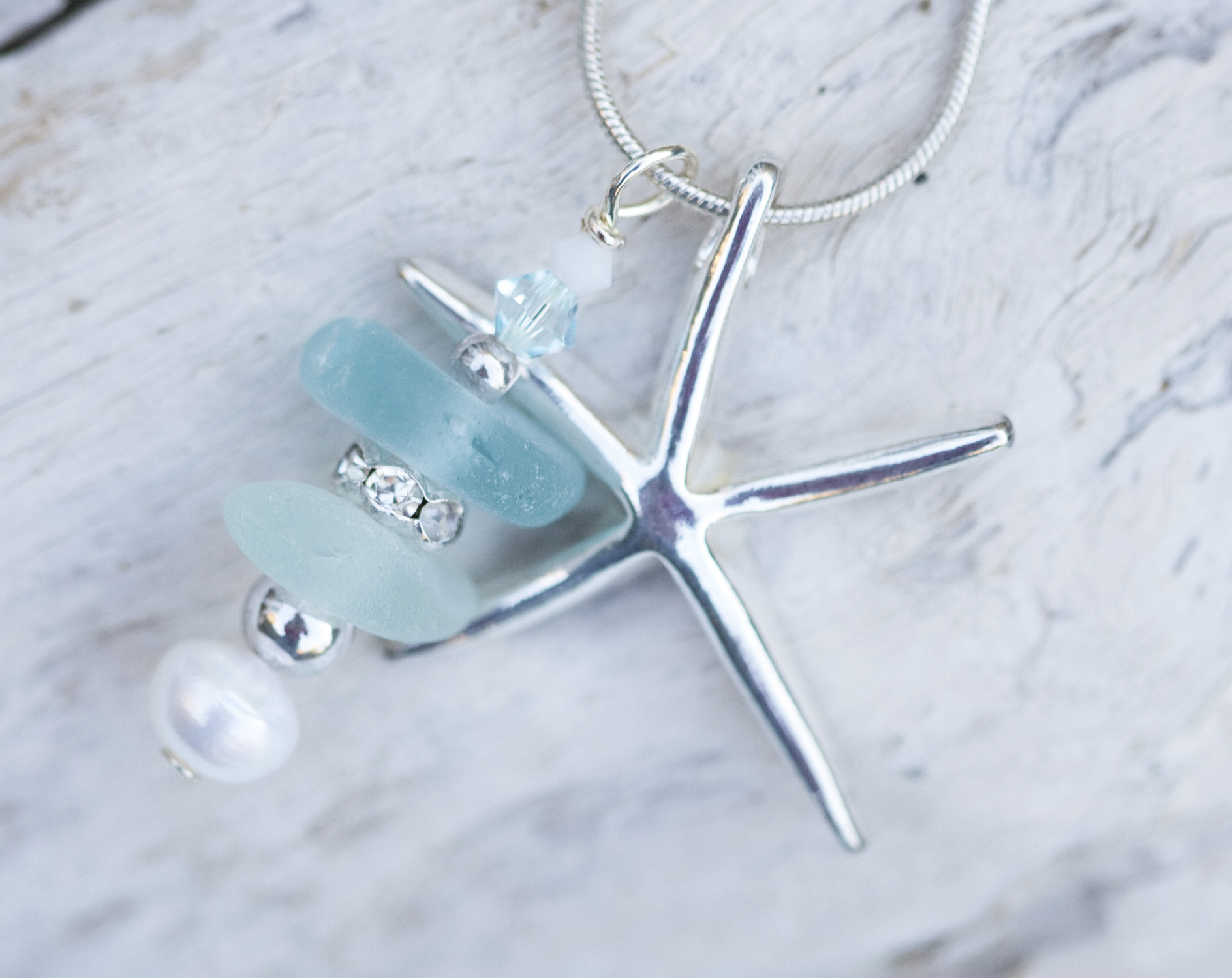 Sea Glass Jewellery 2c