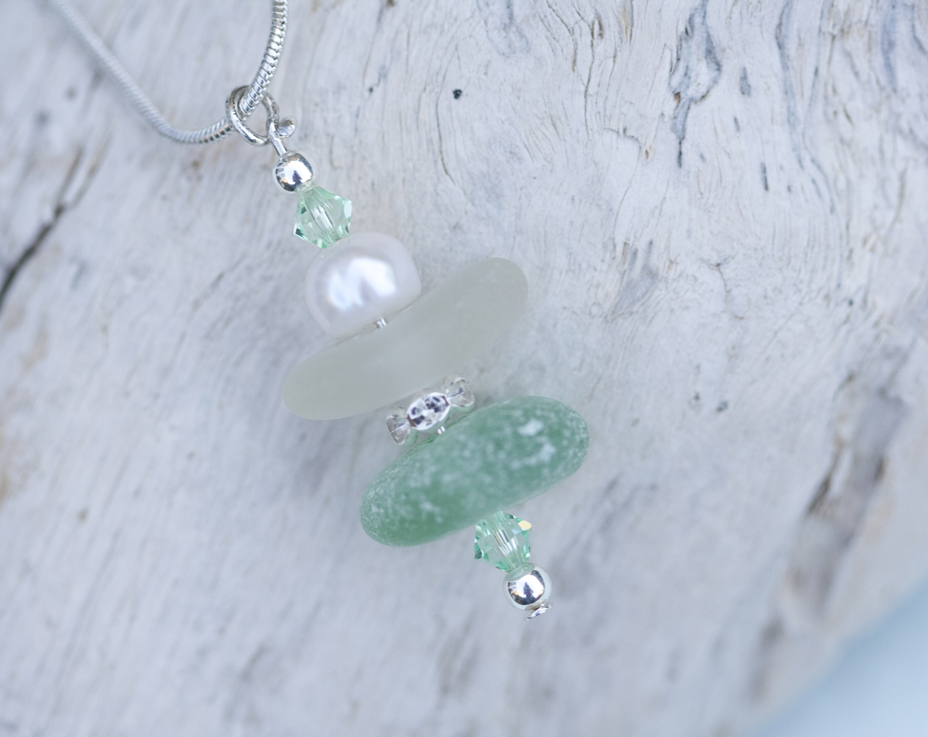 Sea Glass Jewellery 3b