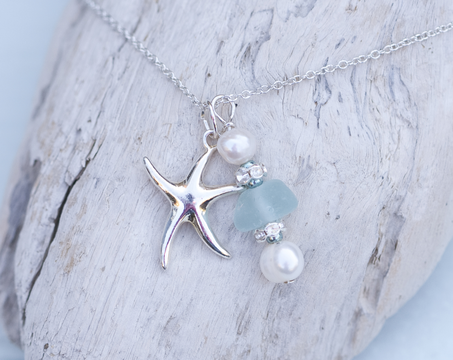 Sea Glass Jewellery 8a