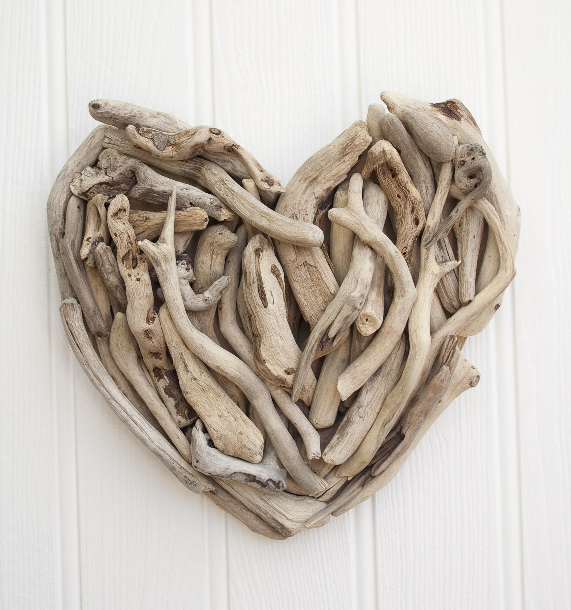 Driftwood Heart Driftwood Dreaming