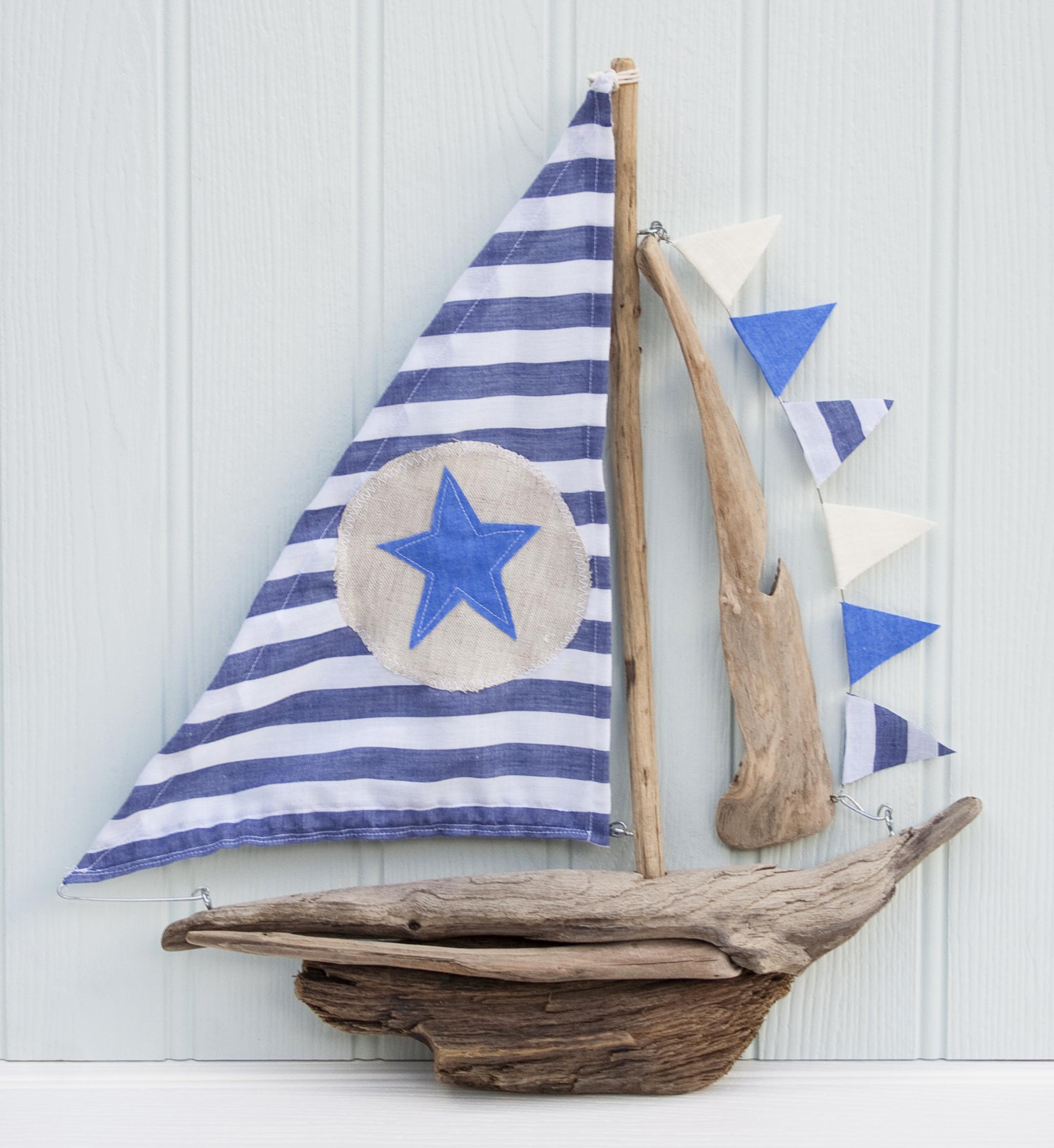 Driftwood Boat - Driftwood Dreaming