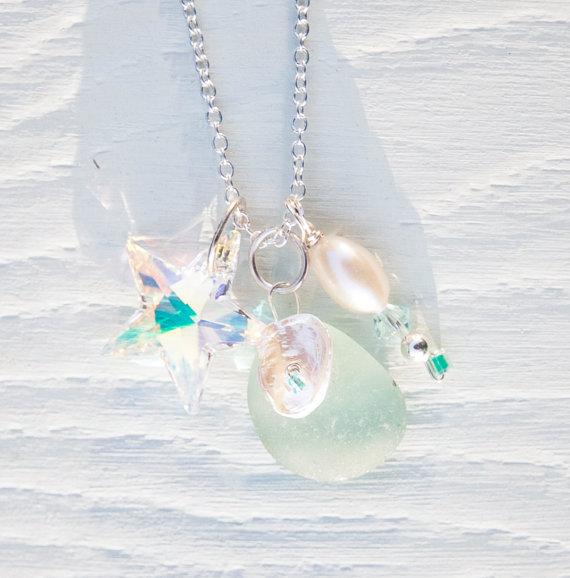 sea glass pendant 2